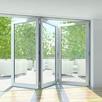 La porte fenêtre à Girancourt : une des spécialités de Fenêtre de Maison